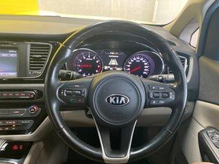 2016 Kia Carnival YP MY17 Platinum Grey 6 Speed Sports Automatic Wagon