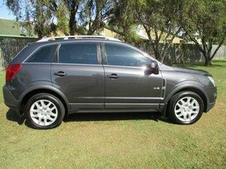 2013 Holden Captiva CG MY13 5 LT Grey 6 Speed Sports Automatic Wagon.