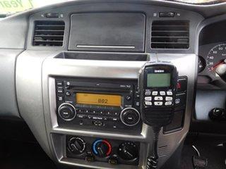 2010 Nissan Patrol GU 7 MY10 ST Gold 5 Speed Manual Wagon