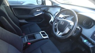 2012 Honda Odyssey 4th Gen MY12 Red 5 Speed Sports Automatic Wagon.