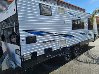 2015 Retreat Hamilton Caravan.