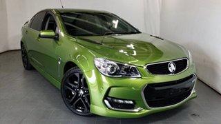 2015 Holden Commodore VF II MY16 SS V Green 6 Speed Sports Automatic Sedan.