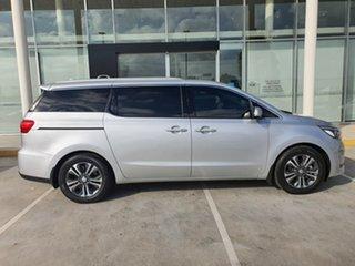 2020 Kia Carnival YP MY20 SLi White 8 Speed Sports Automatic Wagon