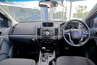 2012 Ford Ranger PX XL Cool White 6 Speed Sports Automatic Utility