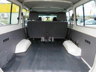 2011 Toyota Landcruiser VDJ78R 09 Upgrade GXL (4x4) White 5 Speed Manual