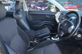 2012 Peugeot 4007 SV (7 Seat) Silver 6 Speed Direct Shift Wagon