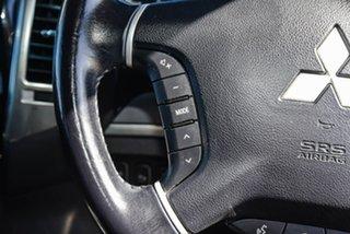 2018 Mitsubishi Pajero NX MY18 Exceed Grey 5 Speed Sports Automatic Wagon