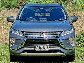 2018 Mitsubishi Eclipse Cross YA MY18 LS 2WD Titanium 8 Speed Constant Variable Wagon.