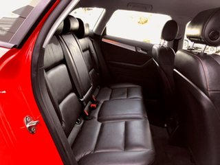2007 Audi A3 8P Ambition Sportback S Tronic Red 6 Speed Sports Automatic Dual Clutch Hatchback