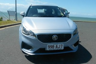 2020 MG MG3 SZP1 MY21 Excite Grey 4 Speed Automatic Hatchback