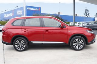 2019 Mitsubishi Outlander ZL MY19 LS AWD Red 6 Speed Constant Variable Wagon.