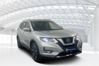 2020 Nissan X-Trail T32 Series 2 TI (4WD) (5Yr) Brilliant Silver Continuous Variable Wagon.