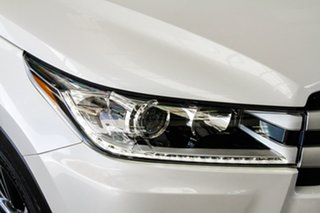 2019 Toyota Kluger GSU55R GX AWD Crystal Pearl 8 Speed Sports Automatic Wagon