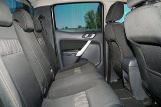 2012 Ford Ranger PX XLT Double Cab 4x2 Hi-Rider Silver 6 Speed Manual Utility