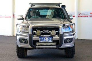 2011 Ford Ranger PK XLT (4x4) 5 Speed Manual Dual Cab Pick-up.