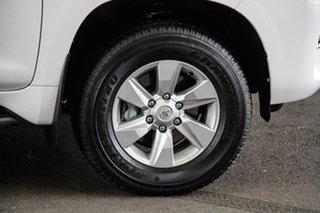 2021 Toyota Landcruiser Prado GDJ150R GXL Glacier White 6 Speed Automatic Wagon