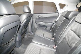 2010 Hyundai i30 FD MY10 SR White 5 Speed Manual Hatchback