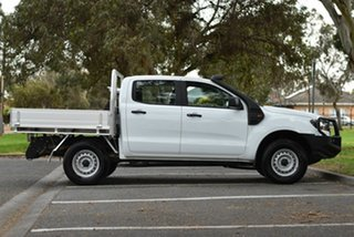 2018 Ford Ranger PX MkIII 2019.00MY XL White 6 Speed Sports Automatic Cab Chassis