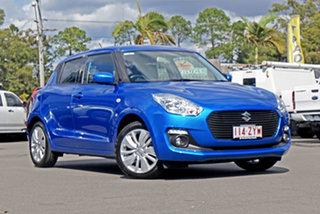 2019 Suzuki Swift AZ GL Blue 1 Speed Constant Variable Hatchback.