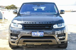 2017 Land Rover Range Rover Sport L494 17MY HSE Grey 8 Speed Sports Automatic Wagon