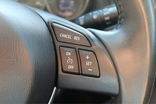 2013 Mazda CX-5 KE1021 MY13 Grand Touring SKYACTIV-Drive AWD Stormy Blue 6 Speed Sports Automatic