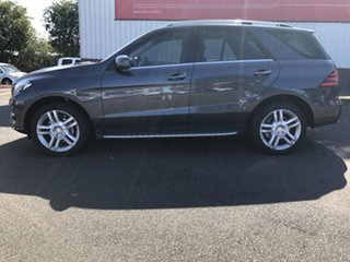 2015 Mercedes-Benz GLE350D 166 Grey 9 Speed Automatic Wagon