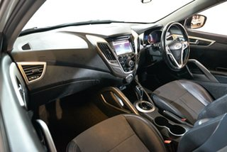2015 Hyundai Veloster FS4 Series II Coupe D-CT Grey 6 Speed Sports Automatic Dual Clutch Hatchback