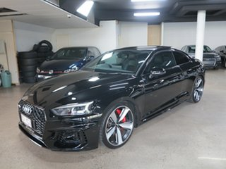 2017 Audi RS5 F5 MY18 Tiptronic Quattro Black 8 Speed Sports Automatic Coupe