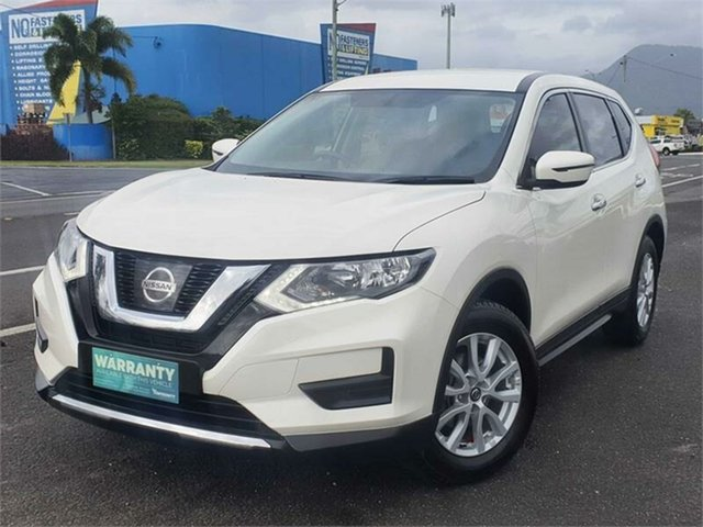 Used Nissan X-Trail T32 ST X-tronic 4WD Bungalow, 2017 Nissan X-Trail T32 ST X-tronic 4WD White 7 Speed Constant Variable Wagon