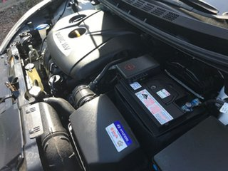 2013 Hyundai Elantra MD2 Active White 6 Speed Sports Automatic Sedan