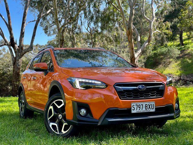 Used Subaru XV G5X MY18 2.0i-S Lineartronic AWD Reynella, 2018 Subaru XV G5X MY18 2.0i-S Lineartronic AWD Orange 7 Speed Constant Variable Wagon