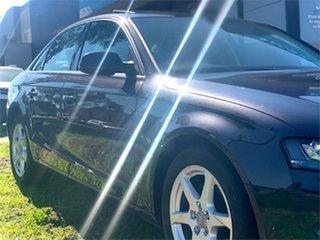 2009 Audi A4 B8 (8K) 1.8 TFSI Black CVT Multitronic Sedan