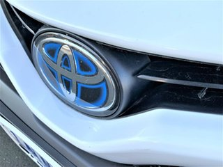 2018 Toyota Camry AXVH71R Ascent Sport Glacier White 6 Speed Constant Variable Sedan Hybrid.