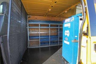 2007 Ford Transit VM Low Roof SWB Yellow 5 Speed Manual Van