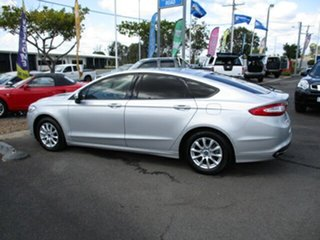 2016 Ford Mondeo AMBIENTE Silver 6 Speed Automatic Hatchback