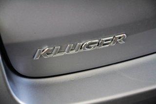 2014 Toyota Kluger GSU55R Grande (4x4) Silver Sky 6 Speed Automatic Wagon