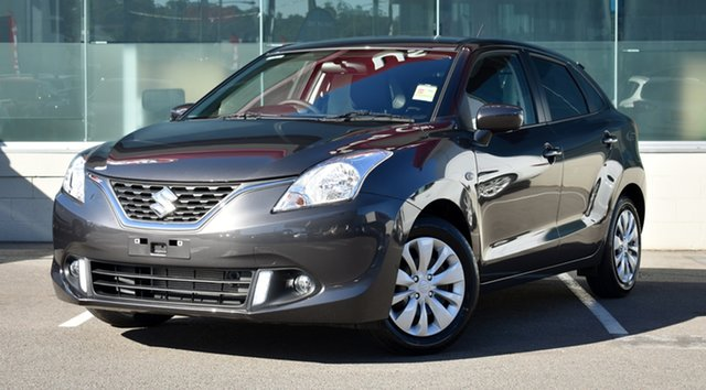 New Suzuki Baleno EW Series II GL Cardiff, 2021 Suzuki Baleno EW Series II GL Granite Grey 4 Speed Automatic Hatchback