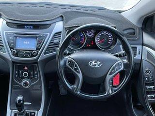 2013 Hyundai Elantra MD3 Trophy Silver 6 Speed Sports Automatic Sedan.