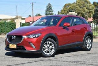 2018 Mazda CX-3 DK2W7A Maxx SKYACTIV-Drive Maroon 6 Speed Sports Automatic Wagon