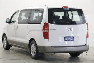 2014 Hyundai iMAX TQ-W MY15 White 5 Speed Automatic Wagon.