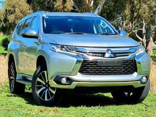2019 Mitsubishi Pajero Sport QE MY19 GLS Silver 8 Speed Sports Automatic Wagon.