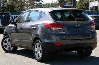 2013 Hyundai ix35 LM2 Active Grey 6 Speed Sports Automatic Wagon.