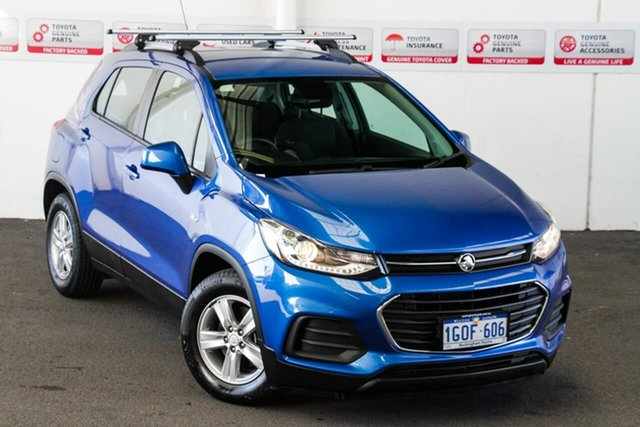 Pre-Owned Holden Trax TJ MY18 LS Rockingham, 2018 Holden Trax TJ MY18 LS 6 Speed Automatic Wagon