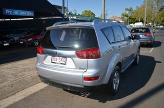 2012 Peugeot 4007 SV (7 Seat) Silver 6 Speed Direct Shift Wagon.