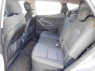 2017 Hyundai Santa Fe DM3 MY17 Active Silver 6 Speed Sports Automatic Wagon