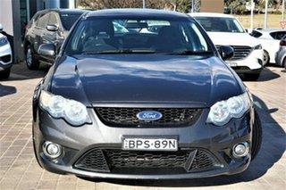2009 Ford Falcon FG XT Grey 5 Speed Sports Automatic Sedan.
