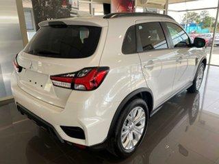 2021 Mitsubishi ASX XD MY21 ES Plus 2WD Starlight 1 Speed Constant Variable Wagon.