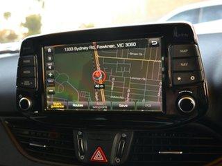 2018 Hyundai i30 PD2 MY18 Premium D-CT White 7 Speed Sports Automatic Dual Clutch Hatchback
