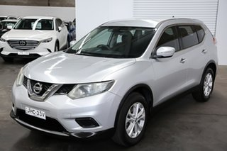 2014 Nissan X-Trail T32 ST X-tronic 4WD Silver 7 Speed Constant Variable Wagon.