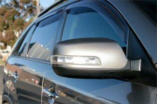 2011 Kia Sorento XM MY11 Platinum Silver 6 Speed Sports Automatic Wagon.